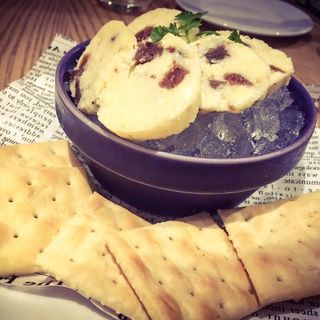 イチヂクバター(バスストップカフェ)