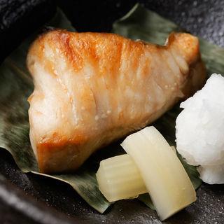 鯖の照り焼き(けせらせら)