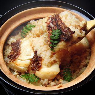 鯛の土鍋(けせらせら)
