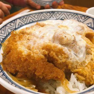 カツ丼上(利久庵)