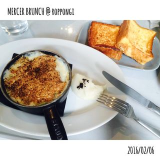 Brioche French Toast Brunch(マーサーブランチ (MERCER BRUNCH))