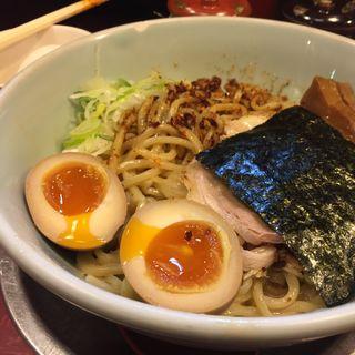 辛味油そば(勢拉 (【旧店名】らぁ麺・つけ麺 つなみ))