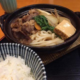 すき焼き御膳(サント ウベルトゥス (ST.HUBERTUS))
