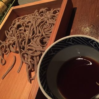 そば切り(板蕎麦 山灯香 (いたそばさんとうこう))