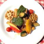 野菜畑からのバッカス丼