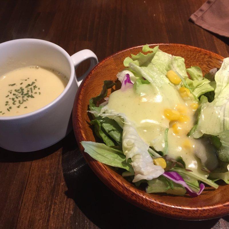 ランチサラダ