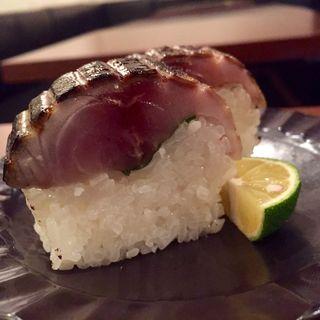 鯖寿司(ノルディック ムード (NORDIC MOOD))