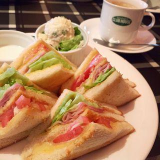 BLTC(sandwich CLUB HOUSE (サンドイッチ クラブハウス))