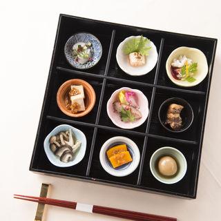 おまかせ9種盛り(馨 (KAORU かおる))