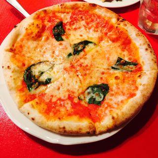 マルゲリータピザ  22cm(ラ・ベルデ 大手町店 (LA VERDE))