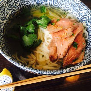 牛肉のフォー(スガハラ フォー (Sugahara Pho))