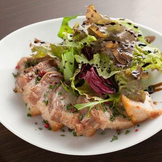豚肉のグリル(ラ・ボッテガイア )