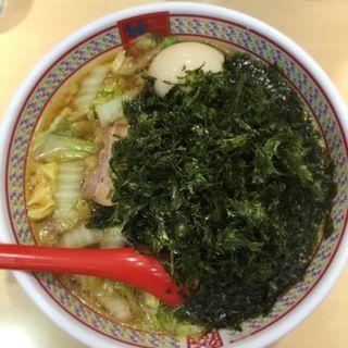 ワカメラーメン(どうとんぼり神座 道頓堀店 (かむくら))