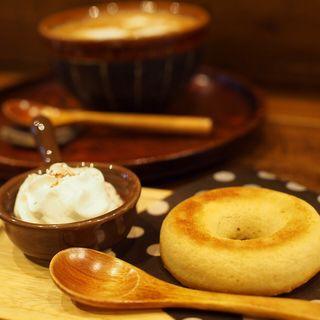 焼きドーナツ メープルバニラ(うさぎとぼく )
