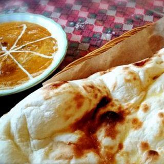 バターチキン(ネパールインドスパイシーカレーハウス (Nepali Indian Spicy CURRY HOUSE))