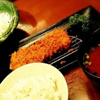 ヒレかつ定食(新宿さぼてん 鈴鹿イオンモール店 )