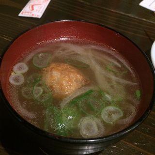 とりスープ(世界の山ちゃん 河原町店 )