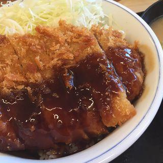 ソースカツ丼 並(かつや 大阪泉佐野店 )