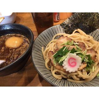 濃厚つけ麺 並盛(馳走麺 狸穴)