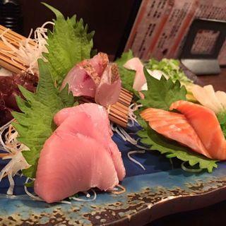 刺し盛り(居食遊間 木四季 (こしき))