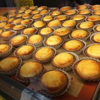 チーズタルト(ベイク チーズ タルト 新宿ルミネエスト店 (BAKE CHEESE TART))