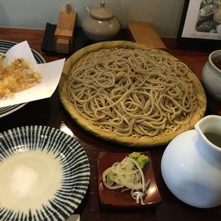 せいろと天ぷらセット(旬菜・お蕎麦 樹庵 (じゅあん))