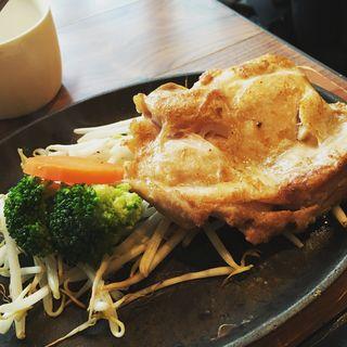 皮抜き鶏モモ肉ステーキ 200g(筋肉食堂 )