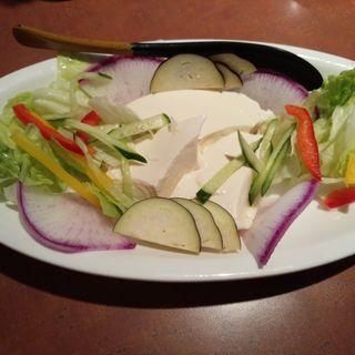 豆腐サラダ(かね家 )