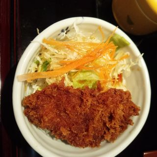ミニソースかつ丼(かね家 )