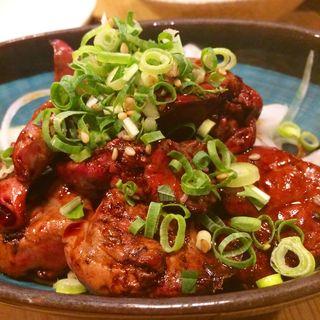 鶏肝(三光橋)
