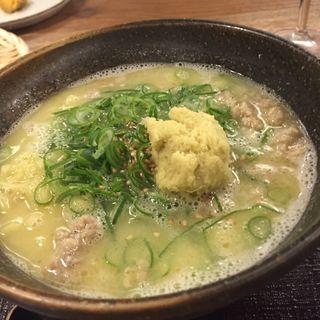 生姜ラーメン(宮崎 塚田農場 あべのハルカス店 )
