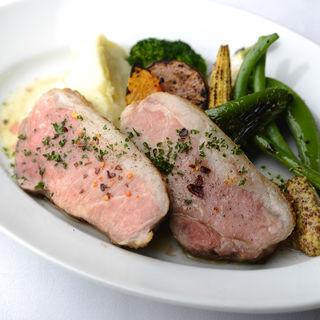 豚肉のソテー(バニュルス)