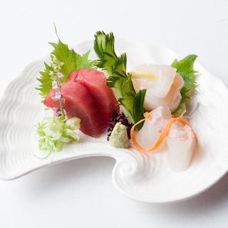 鮮魚の盛り合わせ(五十嵐邸 銀座 (【旧店名】Kura・凛))