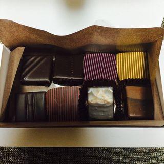 チョコレート(ファブリス・ジロット トウキョウミタス店 (Fabrice Gillotte))