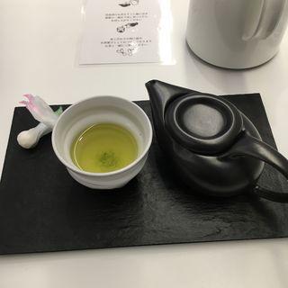 有機煎茶(和cafe なが岡 )