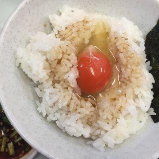 玉子かけごはん(焼肉アジェ 名古屋店 )