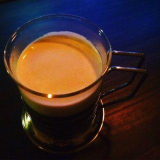 アイリッシュコーヒー(寺町Bar Cocktail&Heart)