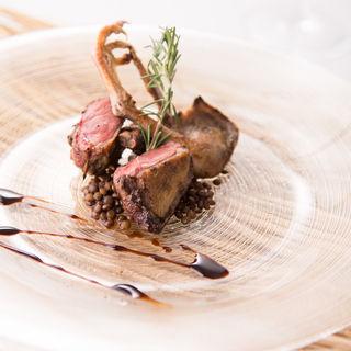 ハト肉のグリル(タニーチャ (Tanicha La Cucina Italiana))