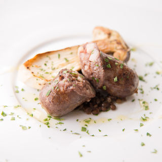 ソーセージのグリル(タニーチャ (Tanicha La Cucina Italiana))