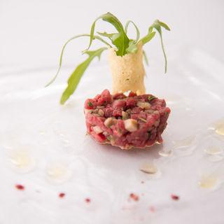 ユッケのタルタル(タニーチャ (Tanicha La Cucina Italiana))