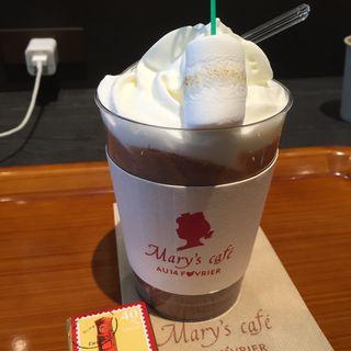 チョコレートドリンク HOT ビタータイプ(メリーズ カフェ )