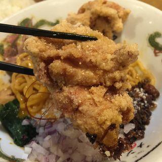 カレーパンチ メガトン(3月限定)(麺喰い メン太ジスタ )