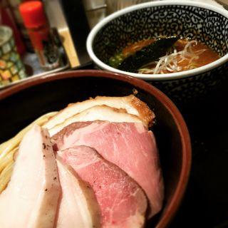 特製濃厚魚介つけ麺(麺屋 一燈 (いっとう))