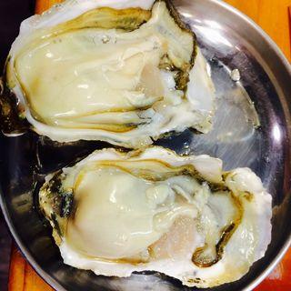 生牡蠣 大分杵築産(牡蠣ベロ)