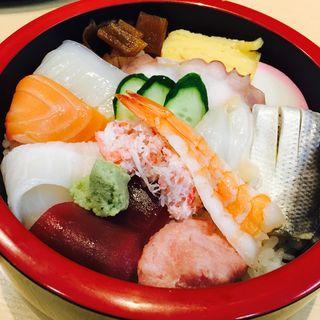 海鮮丼(本陣 )