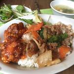 トムヤムクン麺