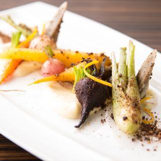 野菜のグリル(チョップステーキハウス (CHOP Steakhouse【旧店名】Decanter))