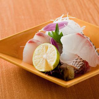 鮮魚の盛り合わせ(日本料理 菱沼 (ひしぬま))