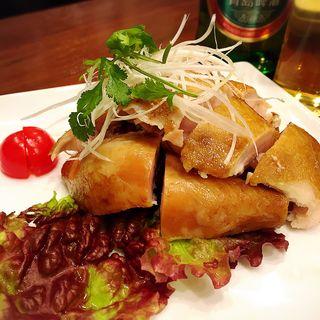 焼鶏(劉家荘 (りゅうかそう))