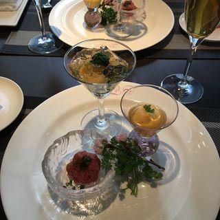 前菜盛り合わせ(ブラッセリー トモ (Brasserie Tomo))